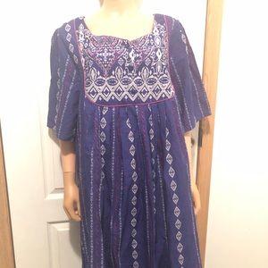 Only Necessities Women's Plus Size Maxi Dress 2X